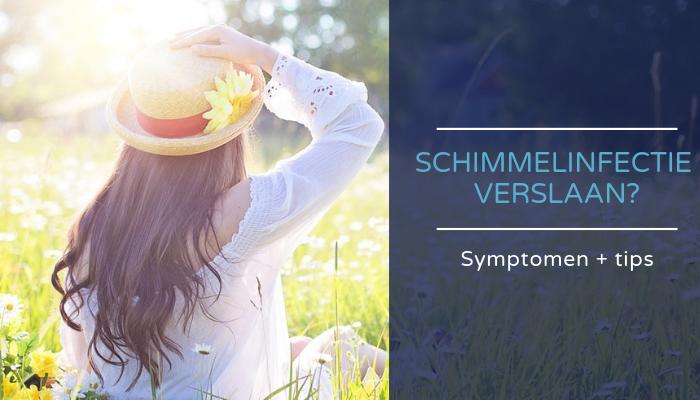 schimmelinfectie symptomen