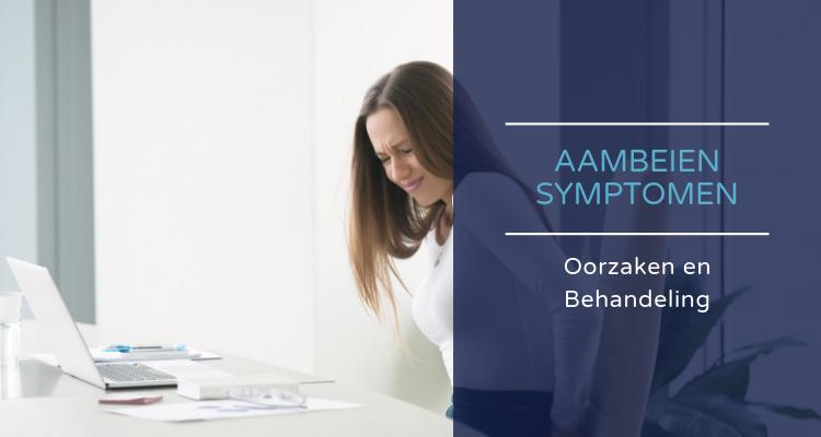Aambeien symptomen en behandeling