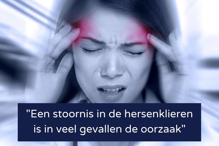 Migraine oorzaak