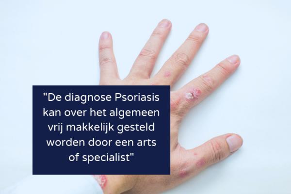 Psoriasis diagnose